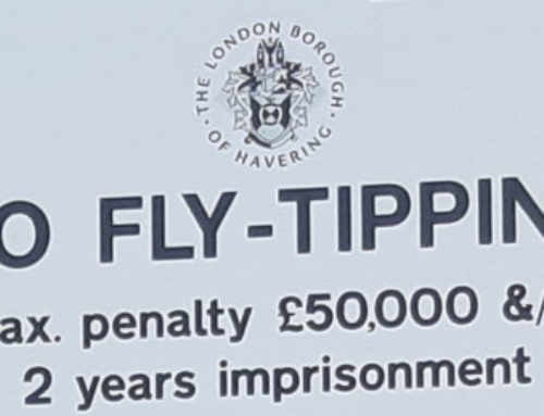 FLY TIPPING – Fines & Imprisonment Information