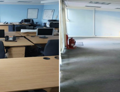 Case Study – Clearance of Office – City of London