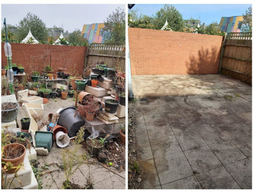 Case Study – Garden Clearance – City of London